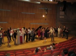 Handover of Diplomas - finish of ISPCPC 2012
